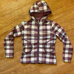 Burton Plaid Light Jacket
